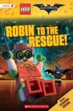 LEGO Batman Movie Robin to the Rescue