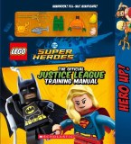 LEGO Official Justice League Training Manual
