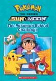 Pokemon Sun and Moon Pokemon School Challenge