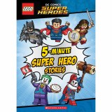 LEGO DC 5-Minute Super Hero Stories