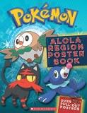 Pokemon Alola Region Poster Book