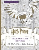The Best of Harry Potter Coloring Book: Celebratory Edition
