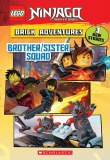 Lego Ninjago Brick Adventures Brother Sister Squad