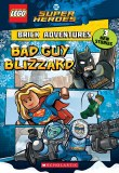 Lego DC Super Heroes Bad Guy Blizzard