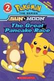 Pokemon Sun and Moon Great Pancake Race