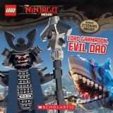 Lord Garmadon Evil Dad The Ninjago Move