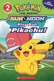Pokemon Sun & Moon Play Ball, Pikachu!