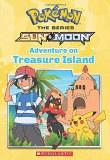 Pokemon Sun & Moon Adventure On Treasure Island