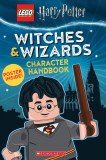 LEGO Harry Potter Witches & Wizards Character Handbook SC
