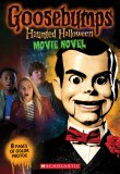 Goosebumps Haunted Halloween Movie Novel SC