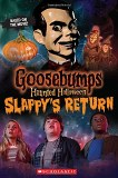 Goosebumps Haunted Halloween Slappy's Return