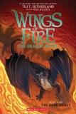 Dark Secret Wings of Fire Graphic Novel #4 A Graphix Book