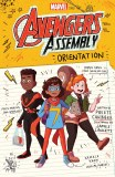 Avengers Assembly Orientation