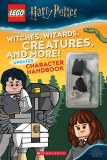 Witches, Wizards, Creatures, and More! UPDATED Character Handbook (LEGO Harry Potter)