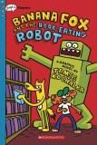 Banana Fox GN Vol 02 Book Eating Robot