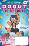 FCBD 2020 Donut The Destoyer