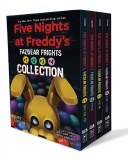 Five Nights at Freddy's Fazbear Frights Boxed Set