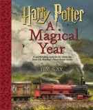Harry Potter Magical Year Illustrations of Jim Kay HC