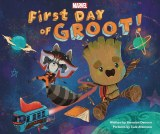First Day of Groot Picture Book