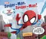 Spider-Man, Spider-Man! HC With CD