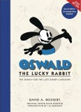 Oswald Lucky Rabbit HC The Search for Lost Disney Cartoons Ltd Ed