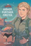 Captain Marvel Higher Further Faster SC Novel