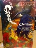 Sandman Overture Deluxe Ed HC