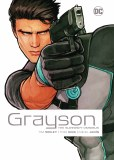 Grayson Superspy Omnibus HC New Ed