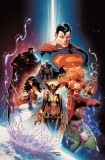 Justice League by Scott Snyder Deluxe HC Book 01