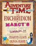 AT Enchiridion and Marcy's Super Secret Scrapbook HC