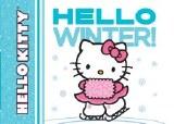 Hello Kitty Hello Winter
