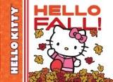 Hello Kitty Hello Fall!