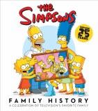 Simpsons Family History HC