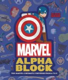 Marvel Alphablock The MCU From A-Z
