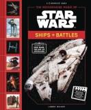 Star Wars Ships And Battles HC