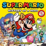 Super Mario 2020 Calendar History of a Hero