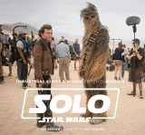Making Solo A Star Wars Story HC