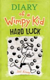 Diary of a Wimpy Kid Vol 08 Hard Luck HC
