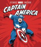 My Mighty Marvel First Book Captain America
