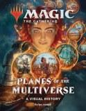 Magic the Gathering Planes of Multiverse Visual History HC