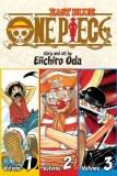One Piece 3-in-1 Vol 01 vols 1-2-3