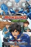 Monsuno Combat Chaos Vol 01