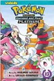 Pokemon Adventures Diamond & Pearl Platinum Vol 10