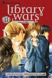 Library Wars Love and War Vol 13