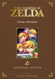 Legend of Zelda Four Swords Legendary Ed