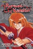 Rurouni Kenshin 3-in-1 Vol 08 22-23-24