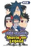 Naruto Chibi Sasuke Sharingan Legend Vol 3
