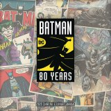 Batman 80th Anniversary Collector's Edition 2020 Calendar