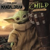 Star Wars Mandalorian Child 2022 Calendar