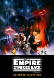 Star Wars Empire Strikes Back Notebook Collection